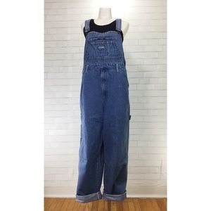 Vintage 90s Paco Jeans Overalls Festival Oversized